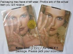 1 Victoria Secret Signature Gold Seamless Sensations SHEER TO WAIST Pantyhose M