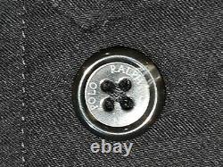 100% original Ralph Lauren black windbreaker jacket Size M, ideal Xmas gift