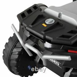 12V Kids Ride On Car Electric ATV Quad Dune Buggy Beach Black Christmas Gift