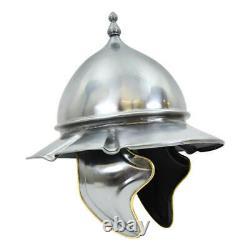 18 Gauge steel Medieval Late Roman Celtic Helmet Warrior Christmas gift item