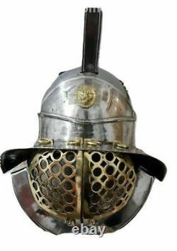 18GA Medieval SCA LARP Fabri Armour Murmillo a costume for Christmas gift item