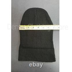 240 pcs Wholesale Lot Beanie Knit Ski Cap Skull Cuff Winter Hats Black Xmas Gift