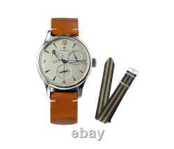 40mm Seagull ST1780 1963 Automatic with Power Reserve. Ships from USA