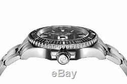 41mm Parnis 5ATM Waterproof Miyota Automatic Men's Watch Sapphire Christmas Gift