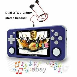 Anbernic RG351P Handheld Retro Game console Player With 2512 Games Xmas Gift