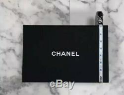 BRAND NEW, MINT Authentic Chanel Holiday Magnetic Box Gift Set 12 x 8.25 x 4.5