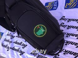 Bnwt Augusta National The Masters Vessel Sunday Bag Great Christmas Gift