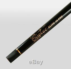 CUETEC FIBREGLASS WOOD Black Pool Snooker Billiard Cue and Case Christmas Gift