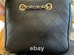 Chanel Drawstring Bucket Bag Black Christmas/Holidays Gift
