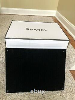 Chanel VIP Gift Tray Vanity Organizer EXTRA LARGE NEW In Box Christmas Gift