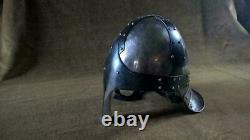 Christmas Gift Medieval Knight Steel Norman Helmet Best Head Protect Item