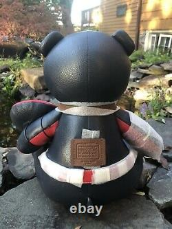 Christmas gift idea Coach Marvel Captain America Collectible Bear LAST ONE