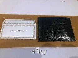 Credit Card Crocodile Leather Wallet Genuine Brand New'Ideal Birthday/Xmas gift