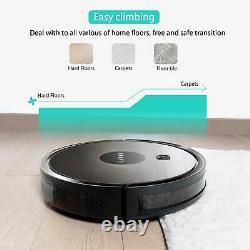 GOOVI Robotic Vacuum Cleaner Wi-Fi APP High Suction SelfCharging Robot Xmas Gift
