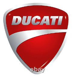 Genuine Ducati Tempo Retro Analogue Wrist Watch 987691033 Gift Present X-Mas