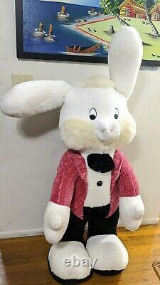 Giant Animal Stuffed Rabbit Foam Fill Plush Gift Christmas Bedroom Huge Big 5FT