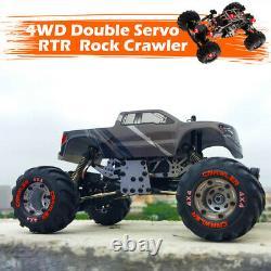 HBX 2098B 1/24 2.4GHz 4WS Devastator Rock Crawler RTR Off-Road RC Car Xmas Gifts