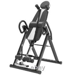 Heavy Duty Inversion Table Back Therapy Pain Relief Adjust Stretcher Xmas Gift