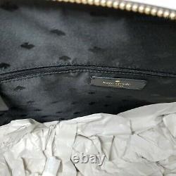 Kate Spade New York Kali Leather Large Tote Shoulder Bag Black Gift Christmas
