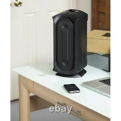 Large Room Air Cleaner Small Allergen Reducing Purifier HEPA Filter Ultra Quiet