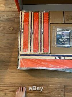 Lionel polar express train set 6-31960 New in box never opened Christmas Gift