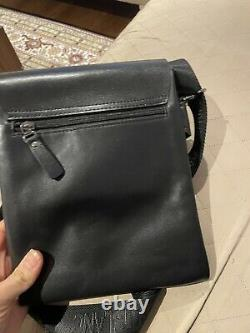 Mens Mont Blanc Messenger Bag in Great Condition. Perfect Christmas Gift