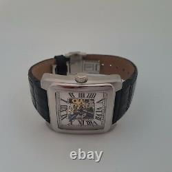 Mens Rotary GLE0007/10 Skeleton Watch LIMITED EDITION Automatic £395/ XMAS GIFT