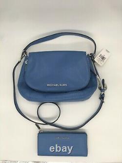Michael Kors Bedford M Convertible Shoulder Bag & wallet Christmas Gift