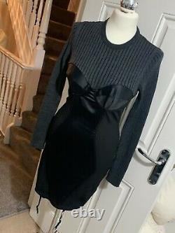Moschino Couture Corset Bodycon Dress Gift idea Worldwide Shipping