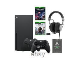 NEW Xbox Series X Ubisoft Hits System Bundle Christmas Gift-NEW