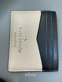 NWOT Kate Spade Carson Colorblock Convertible Crossbody Bag With Wallet Set