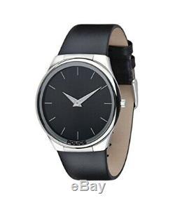 New Xmas Gift Set Men's Police Pl. 13816js/02 Silver Black Watch, Bracelet