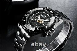 PAGANI DESIGN Men's Watch Waterproof Mechanical Watch Top Sapphire Xmas Gifts