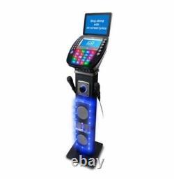 Party DJ Disco Easy Karaoke Bluetooth dance gift Karaoke Light christmas speaker