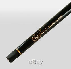 Quality CUETEC FIBREGLASS WOOD Black Pool Snooker Billiard Cue Christmas Gift