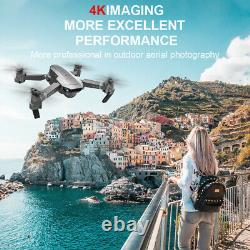 SG907 5G WIFI 4K RC Drone With Dual Camera GPS RC Quadcopter Xmas Toy Gifts USA