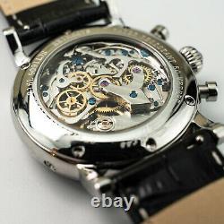 SUGESS Chrono Heritage Chronograph Mechanical Watch SEAGULL 1963 SU1901SB
