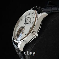 SUGESS SEAGULL ST8000 GENUINE Tourbillon Master Mechanical Mens Watch SU8000SW