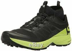 Salomon Mens XA Enduro Trail RunnerM Lime-green Size 11. Christmas gift idea