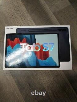 Samsung Galaxy Tab S7 128GB, Wi-Fi, 11 in Mystic Black Christmas gift New