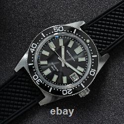 Seestern 62MAS 20ATM Genuine Ceramic Bezel 200m DIVER'S Watch SE2021-D62S-SK