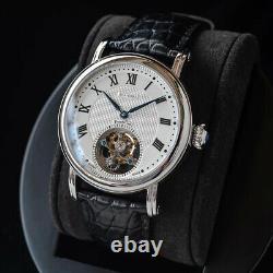 Sugess Genuine Seakors Tourbillon Seagull ST8000 Mechanical Wrist Watch SE8000SK