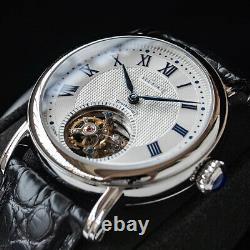 Sugess Genuine Seakors Tourbillon Seagull ST8000 Mechanical Wrist Watch SE8000SW