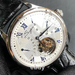 Sugess Genuine Tourbillon Master Seagull ST8004 Mechanical Mens Watch SU8004SK