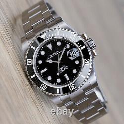 Sugess Ocean Star Genuine Ceramic Bezel x 316L 200m DIVER'S Watch SG116610LN