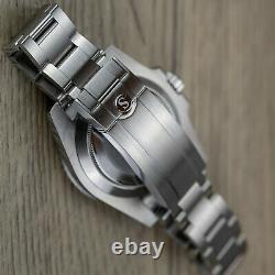 Sugess Ocean Star Genuine Ceramic Bezel x 904L 200m DIVER'S Watch SU116610LN