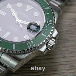 Sugess Ocean Star Genuine Ceramic Bezel x 904L 200m DIVER'S Watch SU126610LV