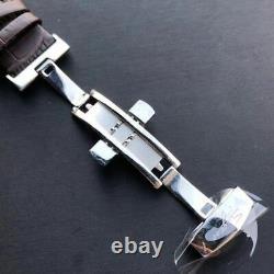 Sugess Seakors Genuine Tourbillon Seagull ST8004 Mechanical Mens Watch SE8004SK