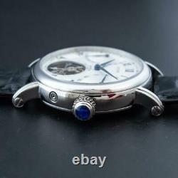 Sugess Seakors Genuine Tourbillon Seagull ST8004 Movement Mechanical Mens Watch