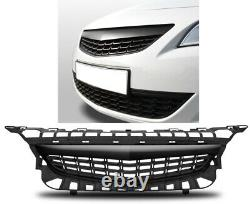 Vauxhall Astra J Black Debadged Front Grill 12/2009-9/2012 Model Christmas Gift